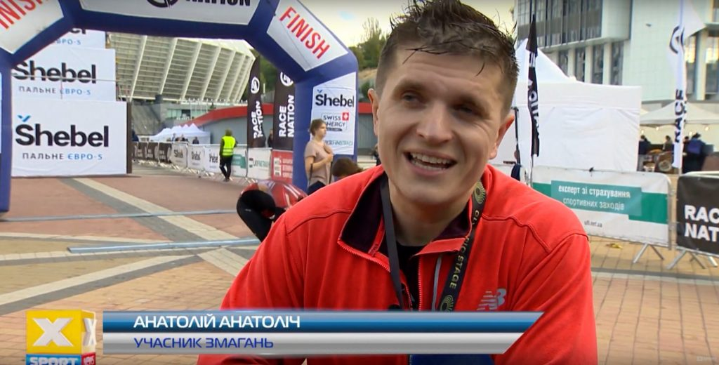 Сюжет XSPORT NEWS про Race Nation Olympic Stage