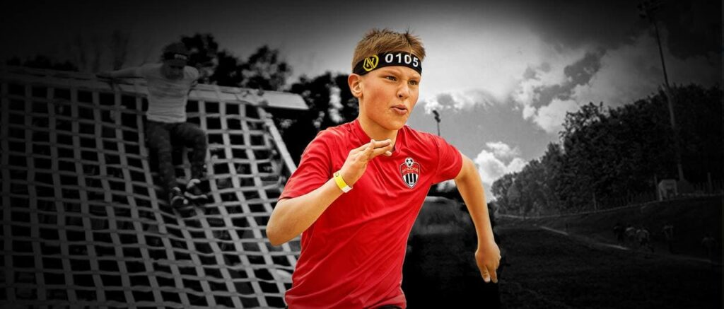 Наймасовіша дитяча Гонка з перешкодами Race Nation Kids встановить національний рекорд