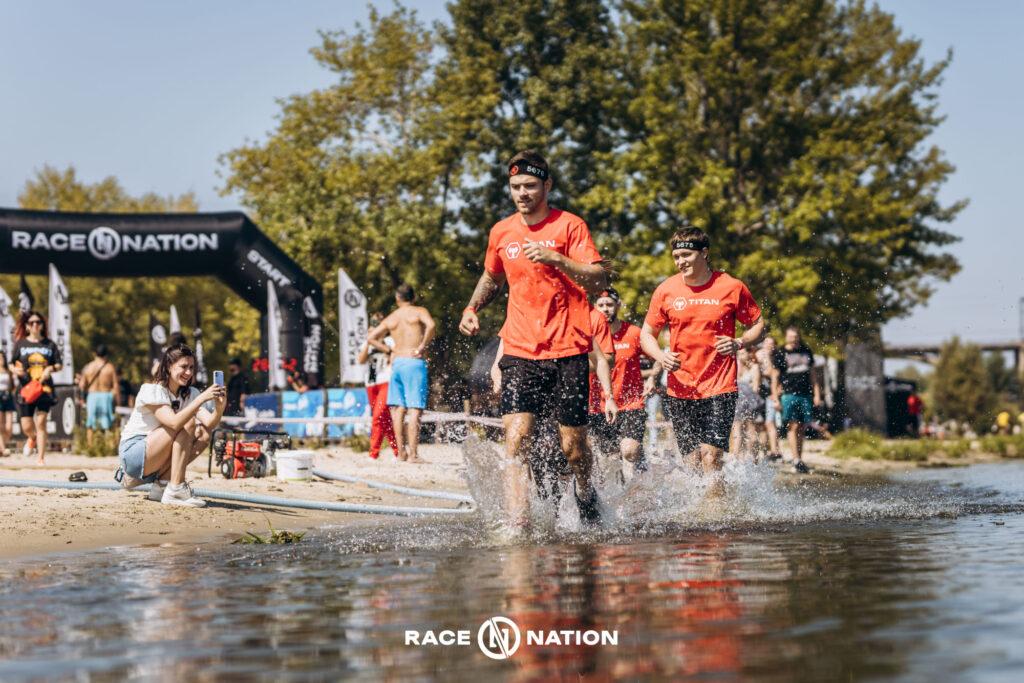 Офіційний відеозвіт Race Nation Dnipro